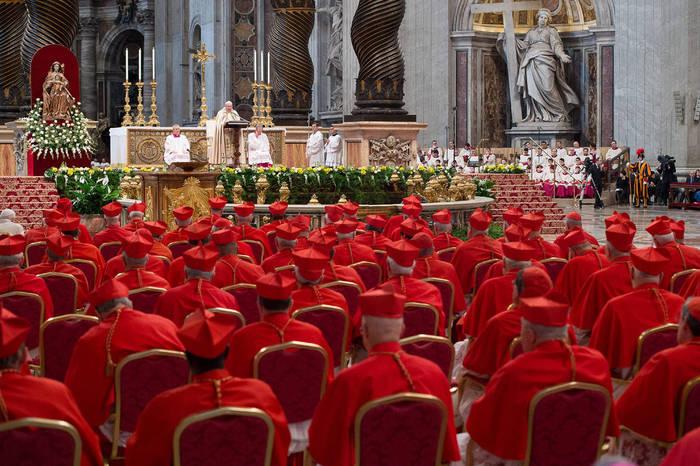 """Sempre più """"universale"""" la Chiesa di Francesco, secondo la ..."""