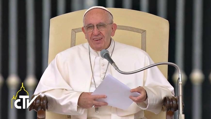 Anniversario Matrimonio Vaticano.Bergoglio Alle Nozze Di Cana Siamo Tutti Invitati Vaticano