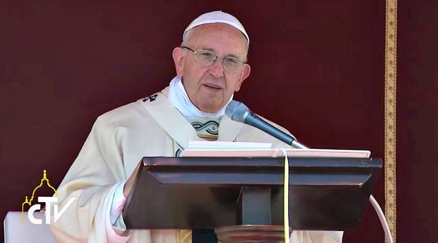 Papa Francesco Dio Vince Sul Dolore E La Morte Vaticano Chiesa Home La Voce Del Tempo