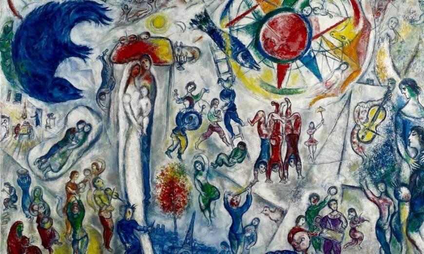 Marc Chagall. La vie / Arti / Cultura / Home - La Voce del Tempo